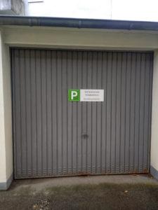 Osteopathie Hoemmerich - Osteopath und Heilpraktiker in Essen Rüttenscheid und im Großraum Essen - Praxis 1 Kundenparkplatz