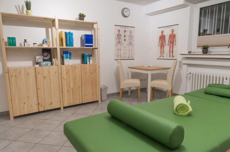 Osteopathie Hoemmerich - Osteopath und Heilpraktiker in Essen Rüttenscheid und im Großraum Essen - Praxis 8